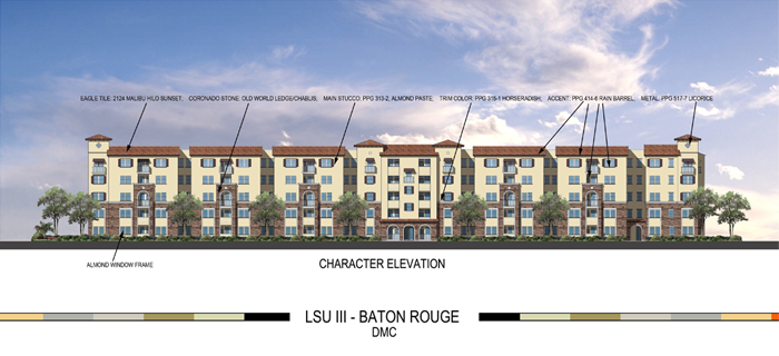 student housing investment brokers - LSU Student Housing